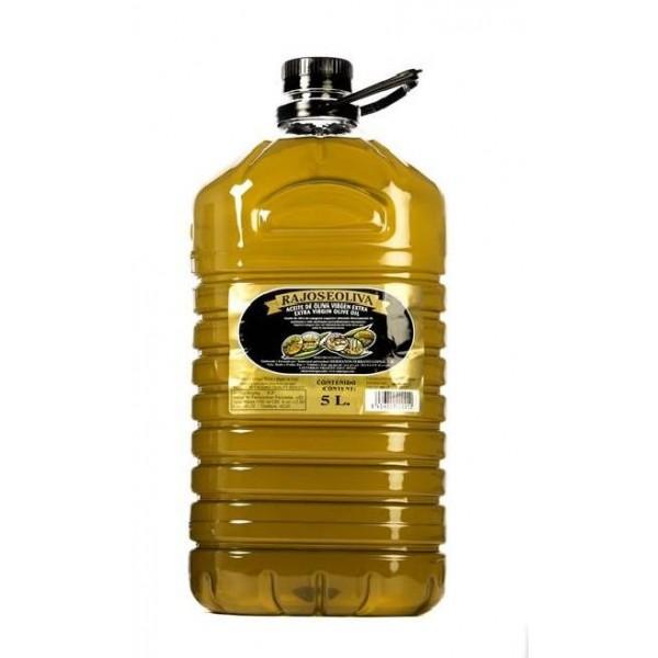 Rajoseoliva Garrafa 5 litros Pet