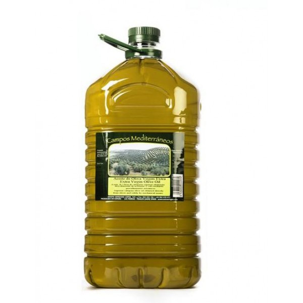 Campos Mediterráneos 5 litros Pet